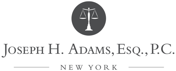 Joseph H. Adams. Esq., P.C. | New York